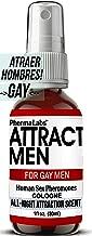 Gay Colonia con Feromona Humana para Atraer Hombres (Toda La Noche Fragancia) Sexo Feromonas 25mg