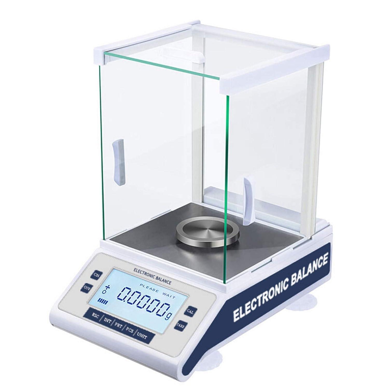 Fristaden Super beauty product restock quality top Lab Internal Calibration Analytical 0.1 Regular store Balance x 210g