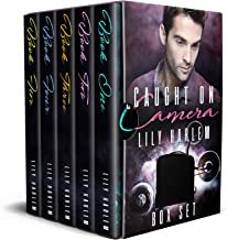Caught On Camera Complete Series: Gay Erotic Romance