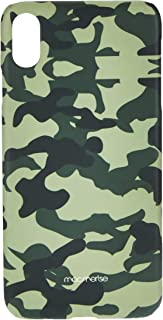 Macmerise IPCIXMPMI1352 Camo Effect Green - Pro Case for iPhone XS Max - Multicolor (Pack of1)