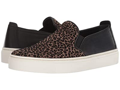 The FLEXX Sneak Name (Sabbia/Black Flock Leo/Manolete) Women