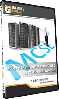 MCSE: Server Infrastructure 2012 Training Bundle - Training DVD