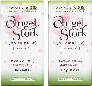 エンゼルストーク(Angel Stork)ジュレタイプ 30本×2箱セット