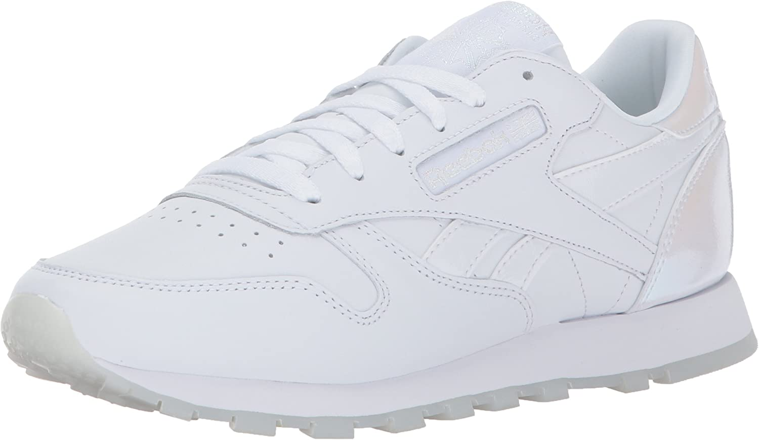 Reebok Women's Classic Leather Melted Metal Fashion Sneakers