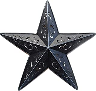 Grila Black LACY Metal BARN Star 18
