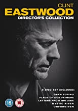 Clint Eastwood The Director's Collection Gran Torino / Flags of our Fathers / Letters from Iwo Jima / Mystic River / Unforgiven  2010