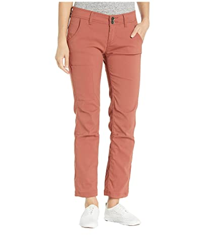 Prana Halle Straight Pants (Chai) Women