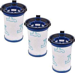 Filtro lavable Spares2go, compatible con aspiradora Rowenta Air Force 360 (paquete de 3): Amazon.es: Hogar
