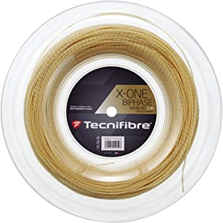 Tecnifibre X-One Biphase Tennis String Reel Natural (16G)