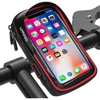 IPhone//Android Smartphone Sac//Housse avec guidon de vélo//bar//stem Top Cap Mount