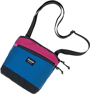 Flowfold Muse Crossbody Bag - Lightweight - Multi Pocket Shoulder Bag - Made in USA