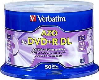 Best verbatim 8.5 gb dual layer Reviews