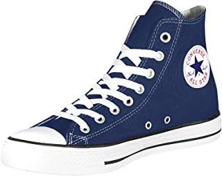 Converse Mens Chuck Taylor All Star High Top, 7 Men 9 Women, Navy