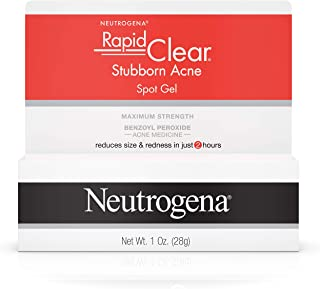 neutrogena visibly clear peeling