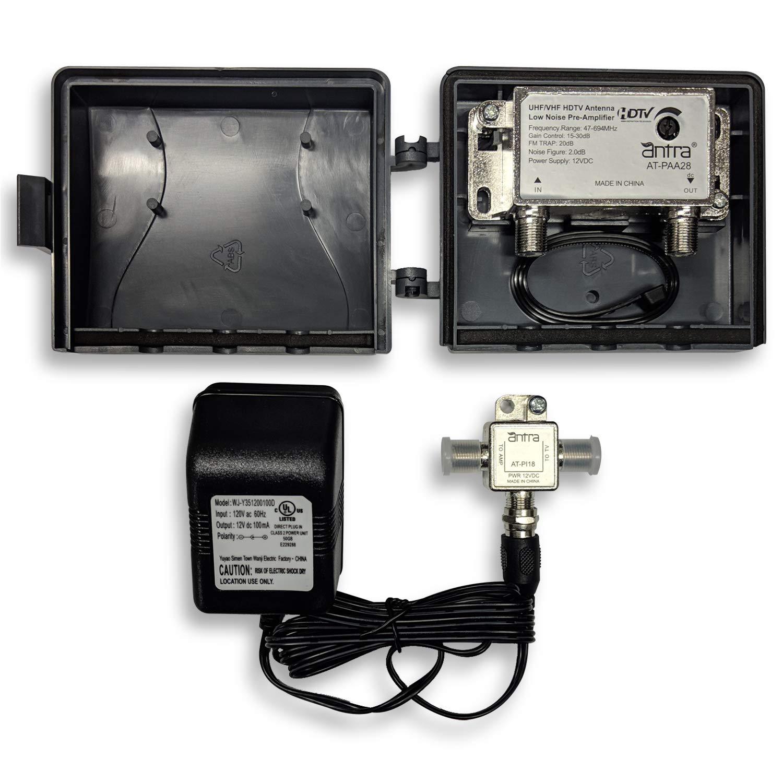 Antra AT PAA28 Pre Amplifier Adjustable Excellent