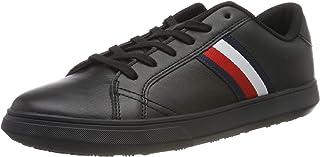 Tommy Hilfiger Herren Essential Leather Cupsole Sneaker