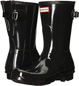 Original Back Adjustable Short Gloss Rain Boots