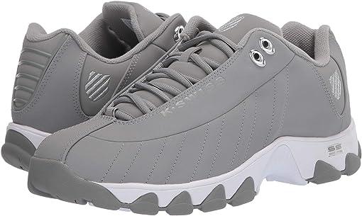 Neutral Gray/Silver