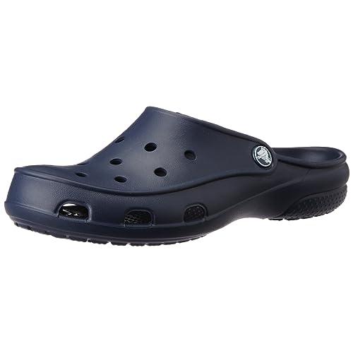 57cab0e49832 Navy Blue Crocs  Amazon.com