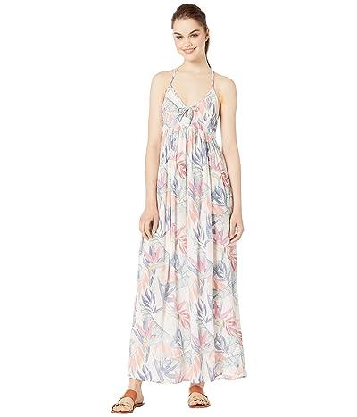 Rip Curl Sea Breeze Maxi Dress (White) Women