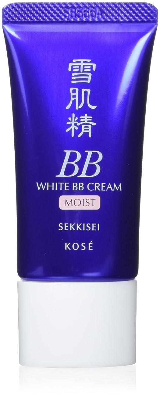 飲食店まさに肌雪肌精 ホワイト BBクリーム モイスト 01 30g