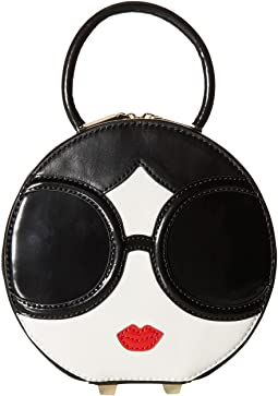 Alice + Olivia - Stace Face Circular Mini Bag
