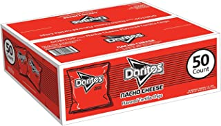 Doritos Nacho Cheese Tortilla Chips (1 oz. Bags, 5