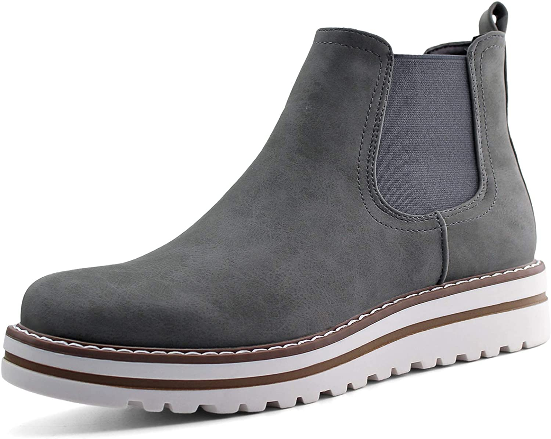 JABASIC 高価値 Womens SALE開催中 Chelsea Elastic Boots Flat Waterproof Ankle
