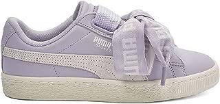 PUMA Womens Basket Heart De Trainers 364082 Sneakers Shoes