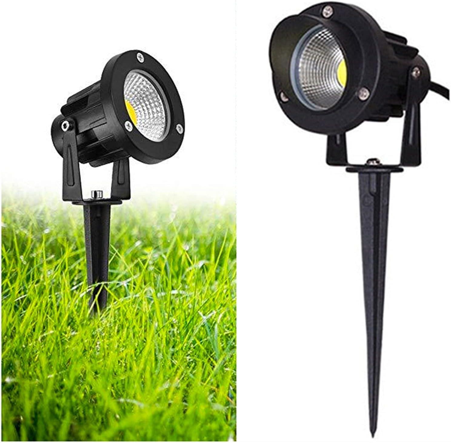 ZHM LED Outdoor Spotlight COB Garden 220V Lawn OFFicial store 110V Light Lamp Ranking TOP6 1
