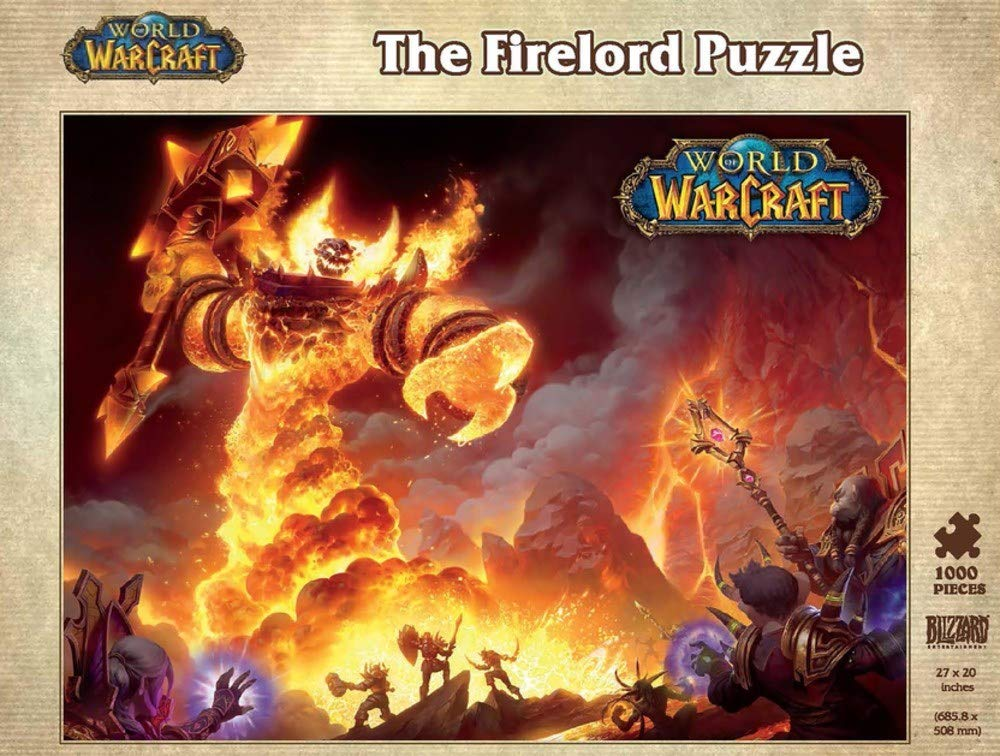 Download WORLD OF WARCRAFT THE FIRELORD