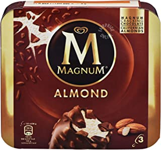 Magnum Almond Multipack - Frozen, 120ml (Pack of 3)