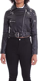 Luxury Fashion   J'aimè Women 9640JNERO Black Viscose Outerwear Jacket   Spring-summer 20