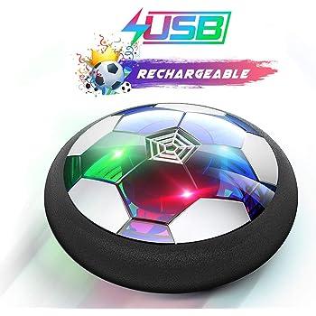 BelleStyle Air Power Soccer, Air Hover Ball Juguete Balón de ...