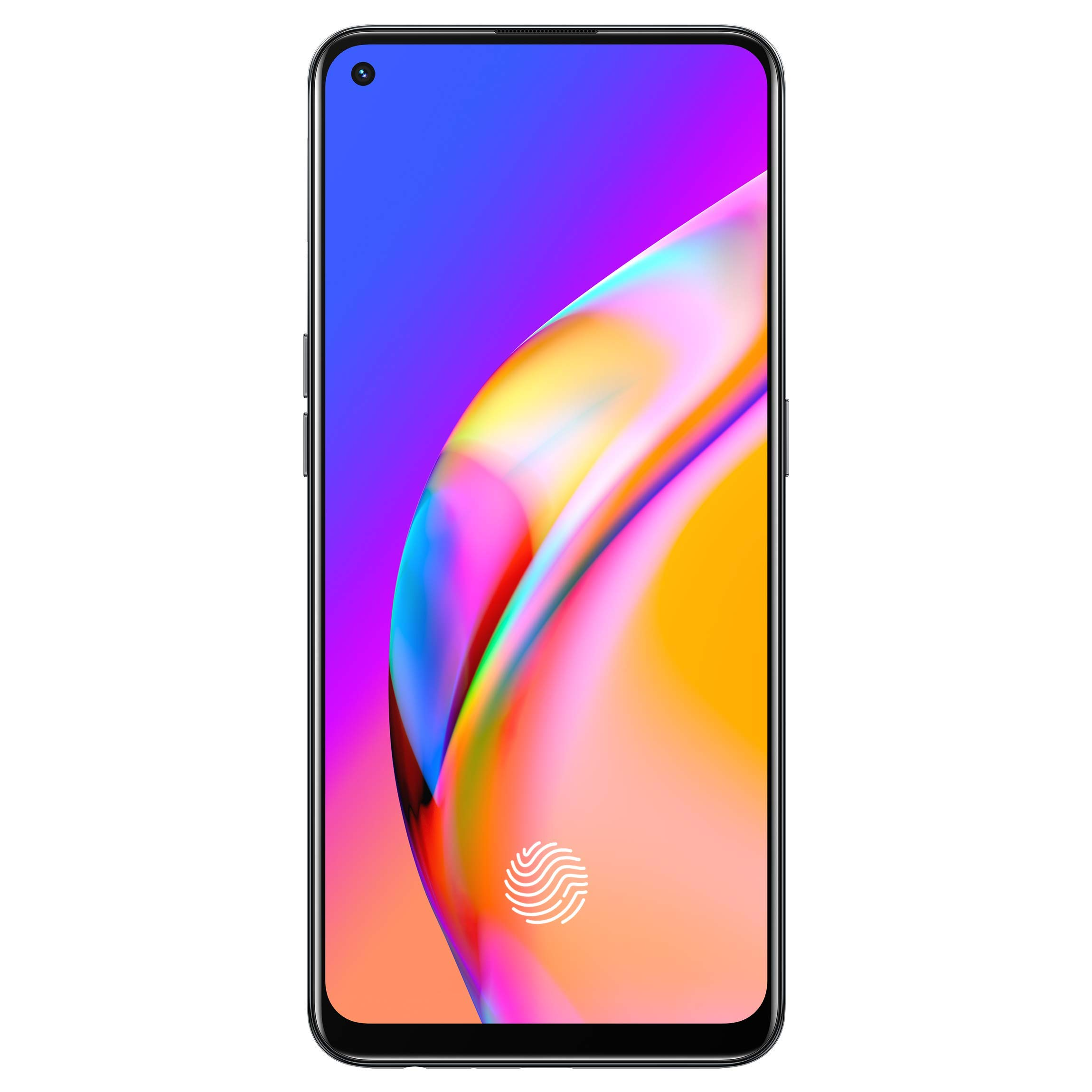 OPPO F19 Pro (Fluid Black, 8GB RAM, 256GB Storage) with No Cost EMI/Additional Exchange Offers