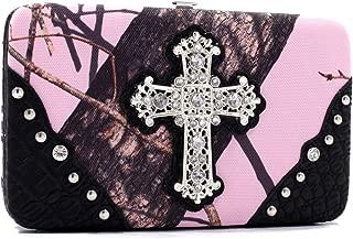 Dasein in Realtree Camouflage Purses Camo Handbags Extra Deep Frame Clutch Wallet
