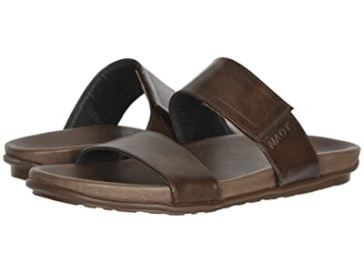 Naot Maldive (Pecan Brown Leather) Men