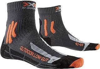 X-Socks, Trek Outdoor Low Cut Men Socks Calcetines de Senderismo Trekking Hombre Mujer Socks Calcetines Hombre