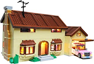 Best lego simpsons house lights Reviews