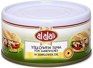 Al Alali Yellowfin Tuna For Sandwich Sunflower Oil, 170 g