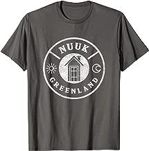 Vintage Nuuk Greenland Shirt