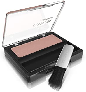 SVERGIRL Cheekers Blendable Powder Plush Blush Soft Sable، .12 اونس (بسته بندی ممکن است متفاوت باشد)