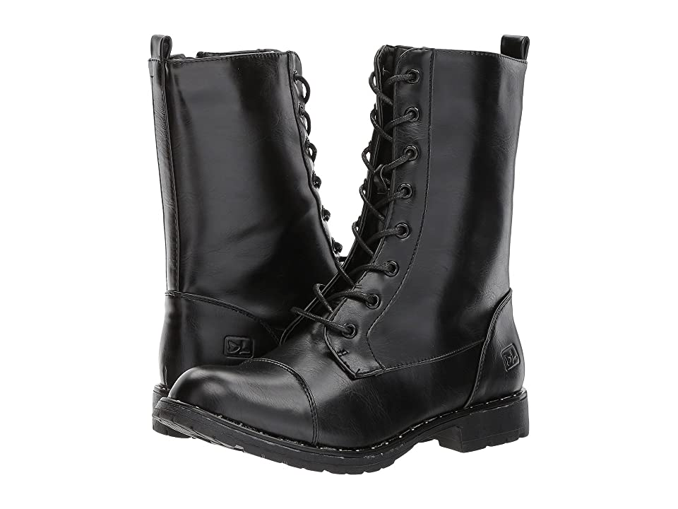 Dirty Laundry Radix Lace-Up Bootie (Black) Women