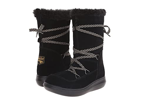 Womens Boots Rocket Dog Snowcrush Black Suede