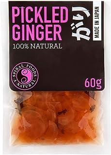 Spiral Foods Pickled Ginger 50 g