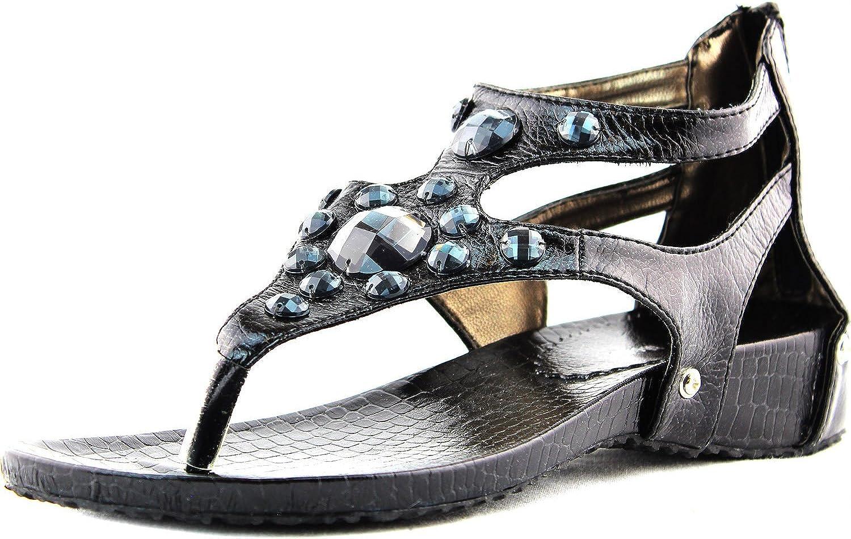 Top Moda Women's Siera-82 Thong Sandals Fashion shoes