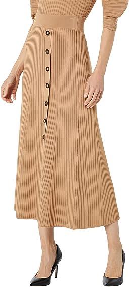 Sweater Midi Skirt