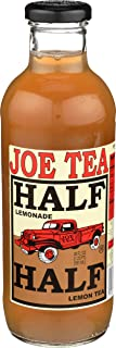 Joe Tea, Tea Half Lemonade Half Lemon, 20 Fl Oz