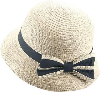 pingtr, Sombrero del bebé niña y niño,Sombrero de Paja el Verano Playa de la Boda Fiesta Sombrero Sol del Gorra del Pescador Bebe del Vaquero