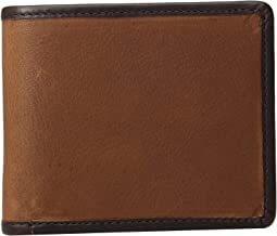 3a462292330f8f Tan. 6. Pendleton. Leather Bi-Fold Wallet